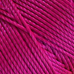 Buy Fluorescent Hot Pink - Regular Weight - Tex 210 (+/- .5mm) - 92yd bobbin at House of Greco